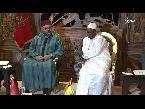 المغرب اليوم  - شاهد الملك محمد السادس يجري مباحثات مع الرئيس الغيني