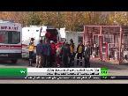 المغرب اليوم  - بالفيديو مقتل وجرح العشرات من المواطنين في انفجار عنيف شمال الباب