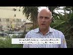 المغرب اليوم  - شاهد فيديو يوثّق اعتداء جندي إسرائيلي بالضرب على مسن فلسطيني