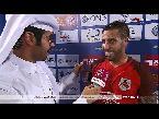 المغرب اليوم - شاهد تصريح لمحسن متولي بعد تسجيل أول هدف مع الريان