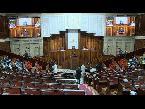 شاهد افتتاح الدورة الاستثنائية لمجلس النواب