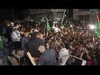 احتفالات فلسطينية وهدوء حذر مع توقّف إطلاق النار في غزة