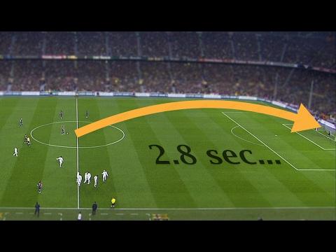 المغرب اليوم  - أسرع 10 أهداف في تاريخ كرة القدم حول العالم