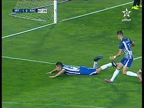 المغرب اليوم  - بالفيديو فوز فريق اتحاد طنجة على النادي القنيطري