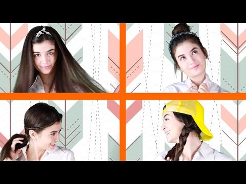 المغرب اليوم  - شاهد 4 تسريحات شعر للمرأة سهلة في صنعها
