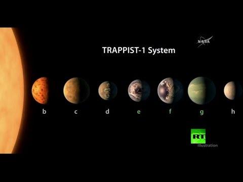 المغرب اليوم  - اكتشاف مجموعة شمسية تضم 7 كواكب شبيهة بالأرض