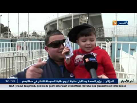 المغرب اليوم  - شاهد بدء بيع تذاكر مبارات مولودية الجزائر أمام وفاق سطيف