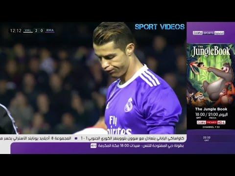 المغرب اليوم  - شاهد تقريربي إن سبورت عن فوز فالنسيا على ريال مدريد 21