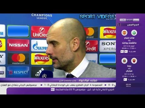 المغرب اليوم  - ماذا قال غوارديولا بعد الفوز المثير لـ مانشستر سيتي على موناكو