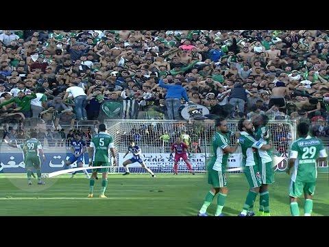 المغرب اليوم  - بالفيديو نادي الرجاء البيضاوي يتغلّب على نظيره اتحاد طنجة
