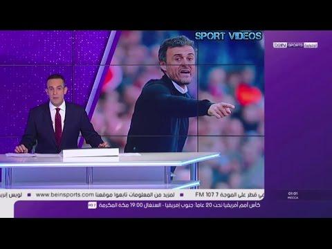 المغرب اليوم  - شاهد لويس إنريكي يفجر المفاجأة ويعلن رحيله عن برشلونة