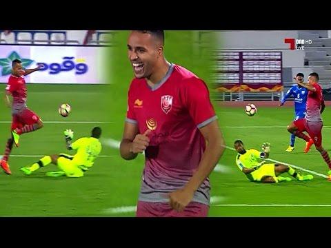 المغرب اليوم  - شاهد يوسف العربي يسجّل بروعة هدفه الـ 24 في الدوري القطري