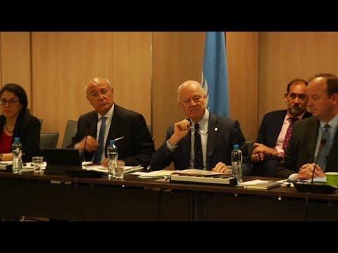 المغرب اليوم  - بالفيديو الأولوية لمكافحة التطرّف في مفاوضات السلام في جنيف