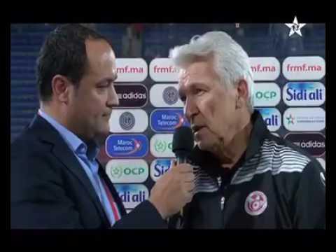 المغرب اليوم  - شاهد تصريح هنري كاسبرزاك مدرب المنتخب التونسي