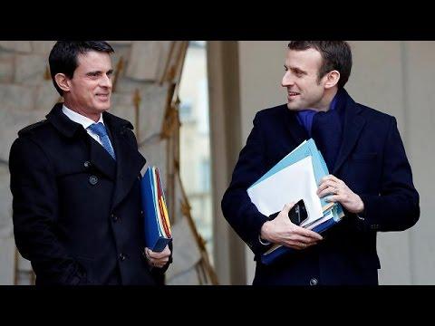 المغرب اليوم  - فالس يدعم ماكرون في انتخابات الرئاسة الفرنسية