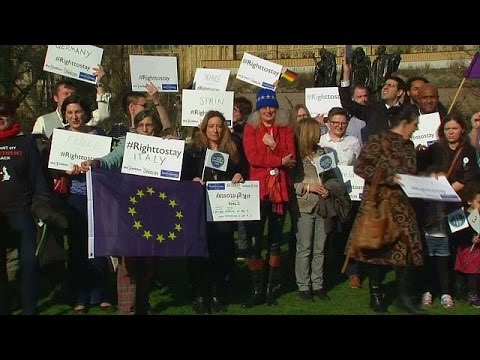 المغرب اليوم  - تعرف على مصير المقيمين في بريطانيا من دول الاتحاد الأوروبي