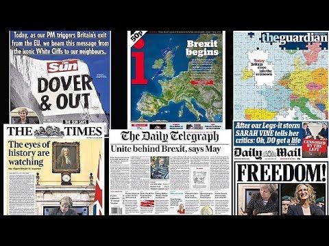 المغرب اليوم  - خروج بريطانيا من الاتحاد في أقوال الصحف الأوروبية