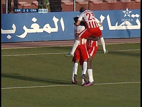المغرب اليوم  - شاهد أهداف مباراة أطلس خنيفرة أمام الريف الحسيمي
