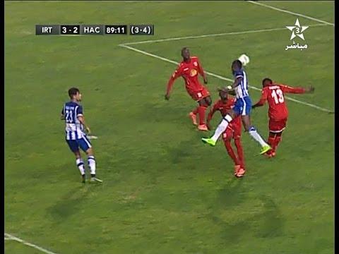 المغرب اليوم  - ضمن إياب الدور الـ32  المكرّر في كأس الكونفيدرالية الأفريقية