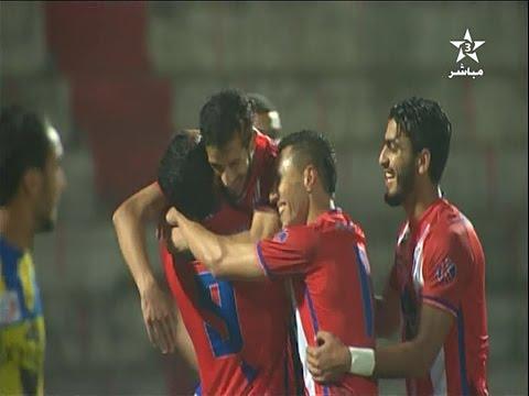 المغرب اليوم  - شاهد أهداف مباراة المغرب التطواني وشباب قصبة تادلة