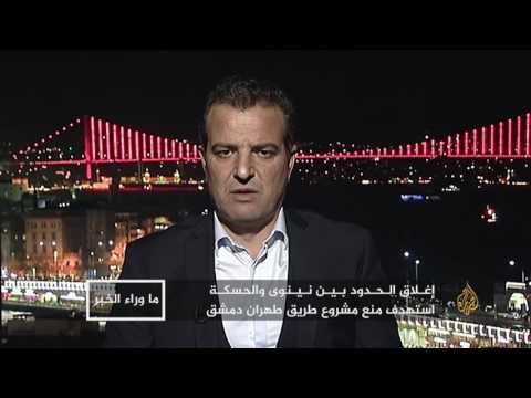 المغرب اليوم  - تعرف على التهديد الذي استدعى ضربات تركية في سورية