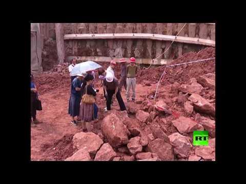 المغرب اليوم  - شاهد اكتشاف بيض لديناصورات في الصين
