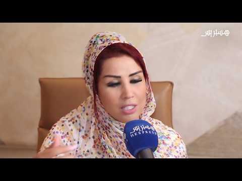 المغرب اليوم  - شاهد  سعيدة شرف تتحدث عن جمالها