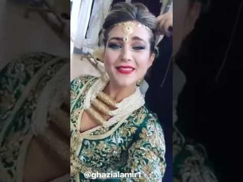 المغرب اليوم  - شاهد عروسة مغربية تستعد لزفافها