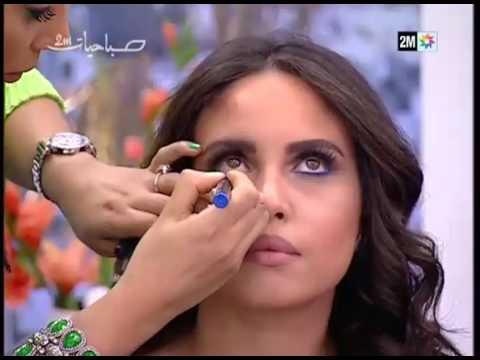 المغرب اليوم  - شاهد استعمالات الأقلام الملونة للعين