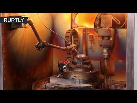 المغرب اليوم  - شاهد علماء من تومسك يعرضون طبابة ثلاثية الأبعاد يمكن استخدامها في الفضاء