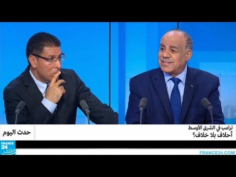 المغرب اليوم  - شاهد ترامب في جولة في الشرق الأوسط
