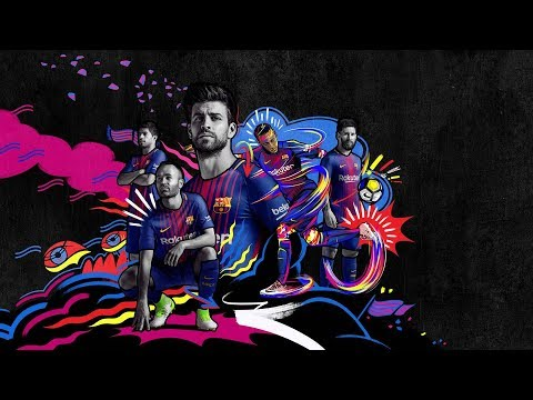 المغرب اليوم  - شاهد برومو نجوم برشلونة يظهرهم بقميص الموسم الجديد