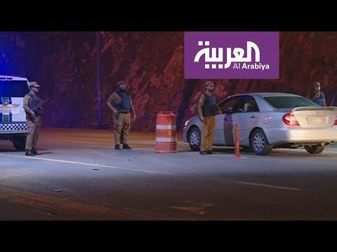 المغرب اليوم  - شاهد الأمن السعودي يؤمن مداخل المدينة المنورة