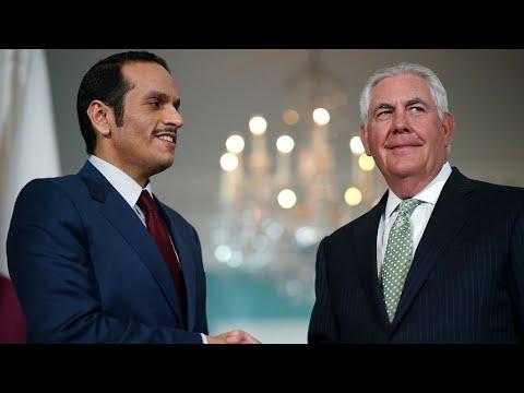 المغرب اليوم  - شاهد وساطة كويتية أميركية لحل الأزمة الخليجية