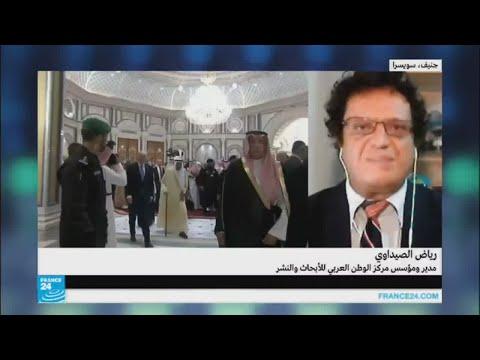 المغرب اليوم  - رياض الصيداوي يننتقد سياسة أخبار سكاي نيوز والجزيرة