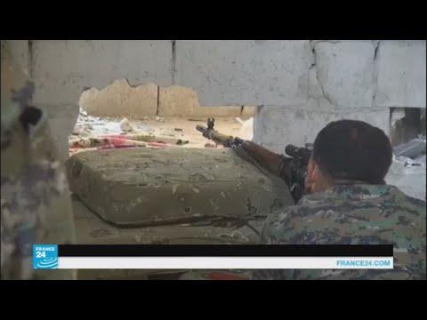 المغرب اليوم  - شاهد القوات التركية تقصف أهدافا كردية في شمال سورية