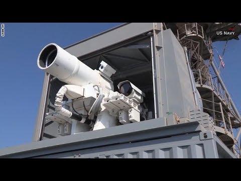 المغرب اليوم  - شاهد البحرية الأميركية تمتلك أول سلاح ليزر حيّ