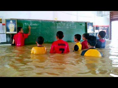 المغرب اليوم  - شاهد أندر وأغرب 10 مدارس حول العالم