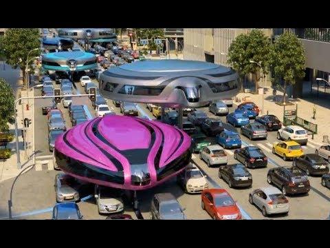 المغرب اليوم  - مصمم يتخيل شكل وسائل النقل في المستقبل