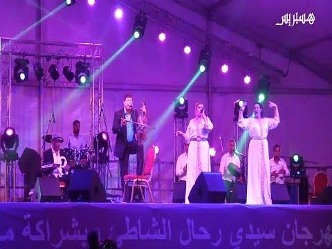 المغرب اليوم  - بالفيديو جماهير سيدي رحال ترقص على أنغام ولد الحوات