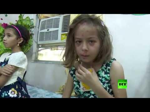 المغرب اليوم  - شاهد نداء إغاثة من أجل طفلة جديدة نجت من براثن داعش