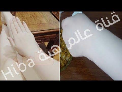 المغرب اليوم  - شاهد وصفة مميّزة لتفتيح بشرة الجسم