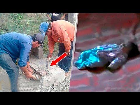 المغرب اليوم  - أشخاص دفنوا طفلًا ووضعوا عليه طبقة من الأسمنت