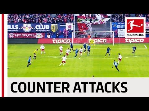المغرب اليوم  - شاهد أفضل 10 هجمات مرتدة في البوندزليغا