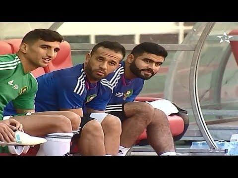 المغرب اليوم  - شاهد استعدادات المنتخب المغربي المحلي للشان