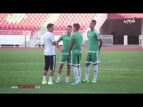 المغرب اليوم  - شاهد تعليق نجوم المنتخب المحلي عن مواجهة مصر الحاسمة
