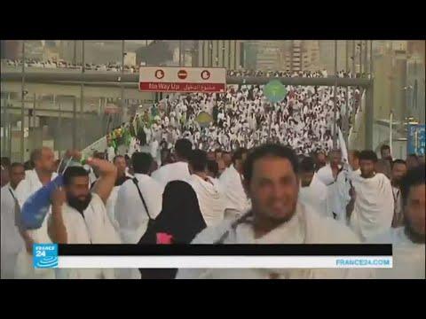 المغرب اليوم  - شاهد الرياض تفتح معبرها البري مع الدوحة لمرور الحجاج
