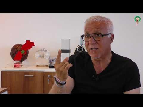 المغرب اليوم  - شاهد ناصر لارغيط يقدم حصيلة الموسم الرياضي الماضي