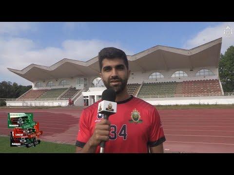 المغرب اليوم  - شاهد دعوة من لاعبي الجيش الملكي للجماهير لاقتناء بطاقة الاشتراك