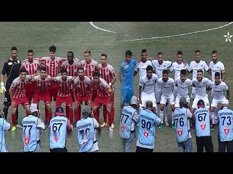 شاهد أفضل اللقطات من مباراة النادي القنيطري شباب قصبة تادلة